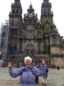 Completing the Camino de Santiago